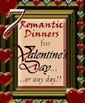7 Romantic Dinners for Valentines Day by Just Mel Publishing