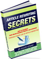 Article Rewriting Secrets by Alexis Kenne