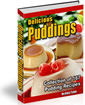 Delicious Puddings by Amy Tylor