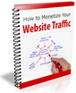 How To Monetize Website Traffic by Alex Blaken