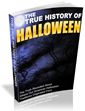 The True History of Halloween by Unknown